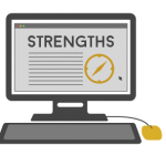 Strengths is an online platform for identifying your talents